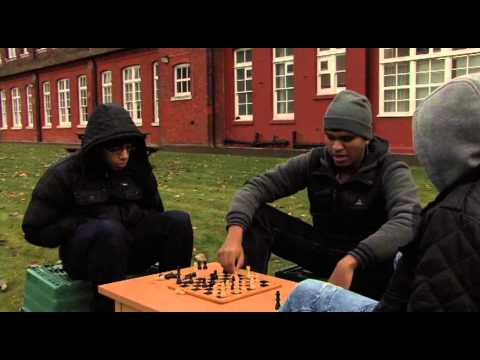 Wire Chess Scene Copy of The Wire Chess Scene