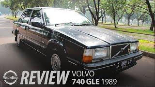 Versnelling #2 - 1989 Volvo 740 GLE