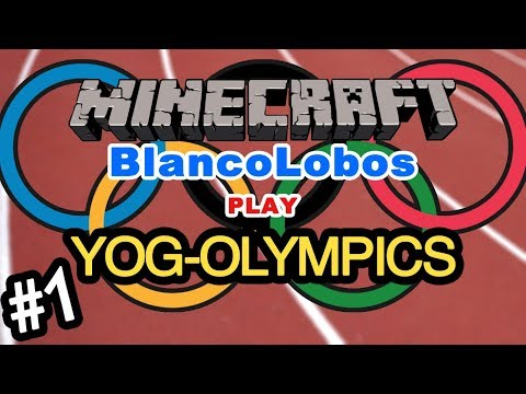 Minecraft: Yog-Olympics - Episode 1