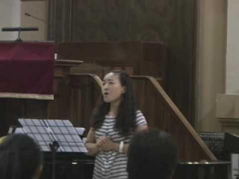 Amor Dei  - 소프라노 김시하