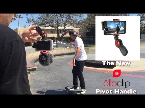 Olloclip Pivot Iphone Handle