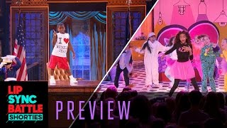 Artyon & Kyndall Light Up the Stage on Lip Sync Battle Shorties (Preview)