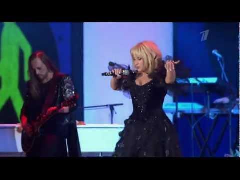 Ирина Аллегрова Угонщица Юбилейный концерт