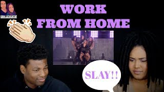 Download Lagu Fifth Harmony - Work from Home (iHeartRadio Summer Party 2017)| REACTION Gratis STAFABAND