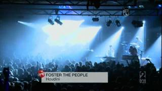 Foster the People Live | Miss You | Houdini | Part 1