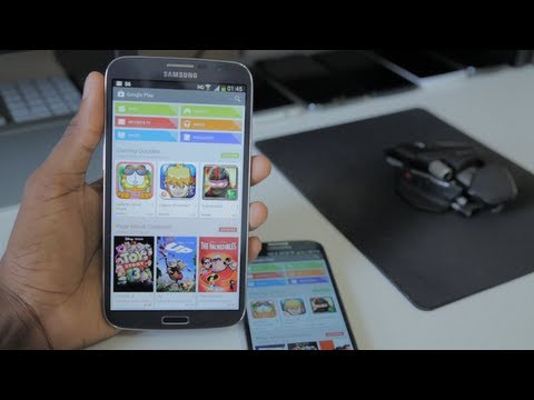 Samsung Galaxy Mega Review!