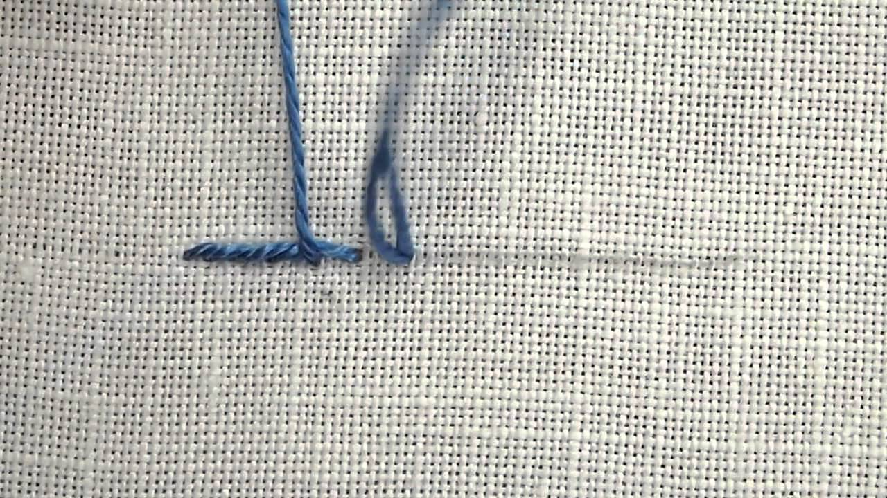 Outline stitch youtube