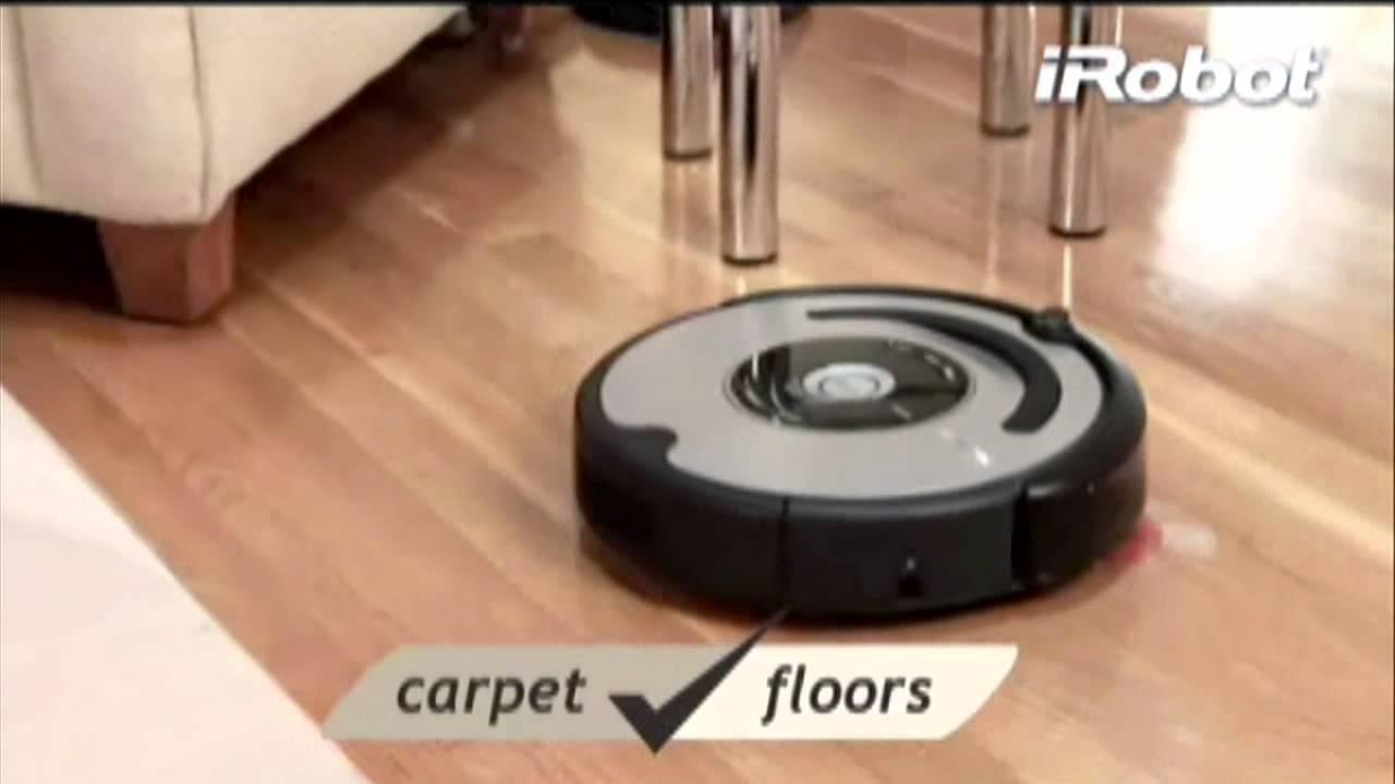 Irobot Roomba 560 Efficient Amp Smart Robotic Vacuum