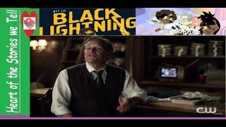 Review: Black Lightning 2:5  11/13/2018 (The Book of Blood 1 Requiem)