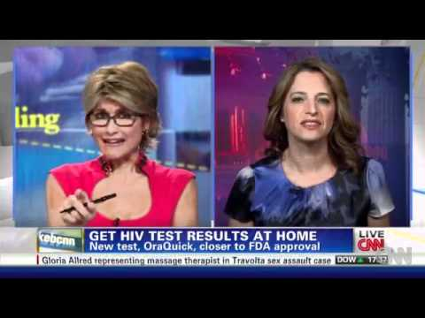 FDA Approve OraQuick® In-Home HIV Test kit