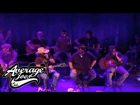 """Dirt Road Anthem"" Live featuring Colt Ford, Jason Aldean and Brantley Gilbert"