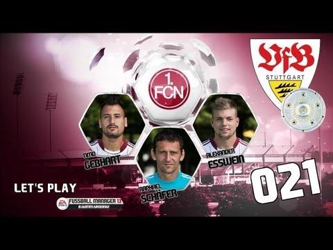Let's Play Fußball Manager 13 - #021 Bundesliga 6. Spieltag VfB Stuttgart [HD]