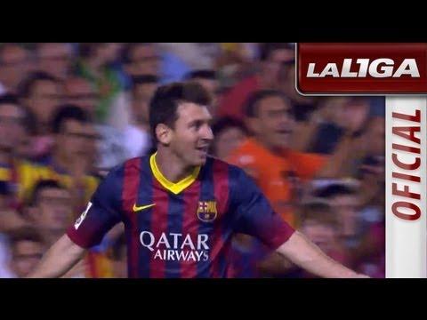 Resumen de Valencia CF (2-3) FC Barcelona - HD - Highlights thumbnail