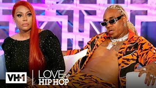 A1 & Lyrica Put It All On the Table | Love & Hip Hop: Hollywood