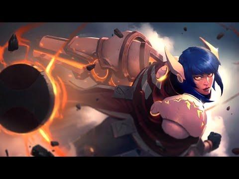 Battlerite Champion Trailer: Destiny 'The Sky Ranger'