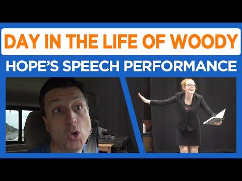 Hope's Speech Performance #43