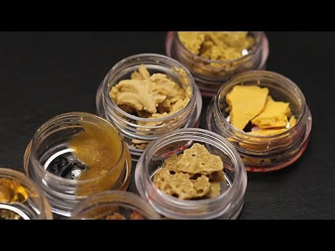 Concentrate Basics: Shatter. Budder and Oil