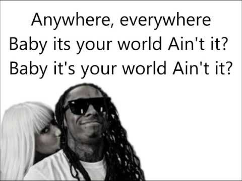 High School Lyrics Nicki Minaj ft. Lil Wayne