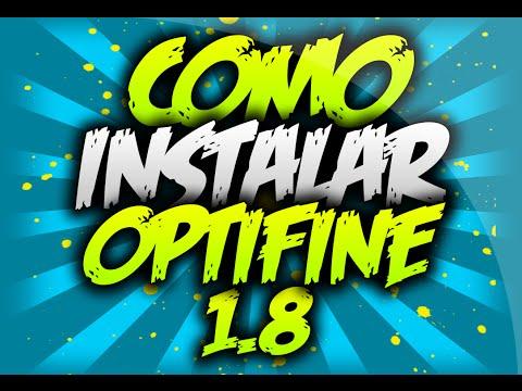 Tutorial   Como instalar Optifine   para la 1.8    mejorar el rendimiento de minecraft