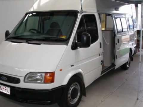 Ford Transit Motorhome #1284