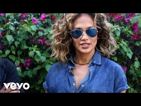 Jennifer Lopez - I Luh Ya Papi (behind The Scenes) Ft. French Montana video