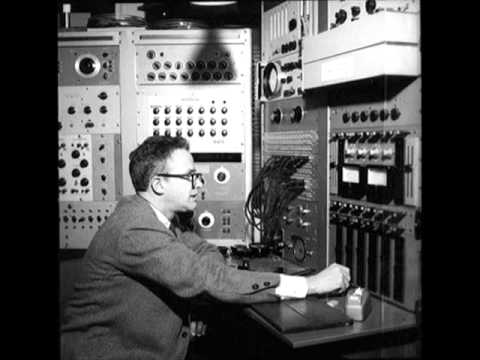 Hiller  - Tape Recorder ( 1963 Industrial Noise / Experimental Electronic )