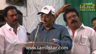 Chinnathirai Nadigar Sangam Swearing Ceremony