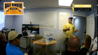 Baiting and Castnetting Shrimp Seminar