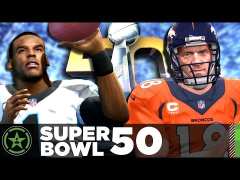 Let's Play - Madden NFL 16: Super Bowl 50 Special