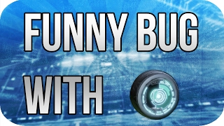 FUNNY ROCKET LEAGUE BUG WITH PULSUS WHEELS