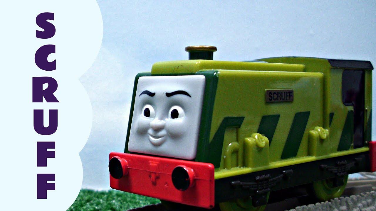 Trackmaster Scruff Thomas The Train Plarail Compatible
