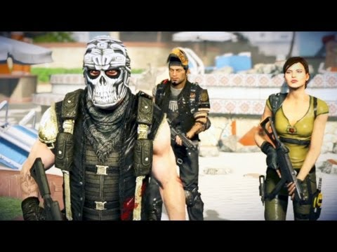 Army of Two The Devil\'s Cartel: Like Carmageddon