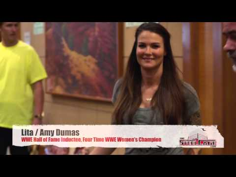 Lita   Amy Dumas At Clickjab Phoenix - July 19, 2014 video