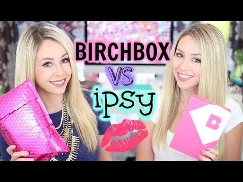 Unboxing: Birchbox vs. Ipsy - SEPTEMBER | eleventhgorgeous