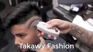 Men´s Haircut and hairstyling # NEW 2017__3