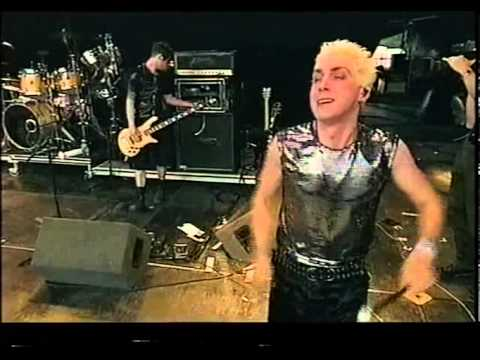 Glastonbury 1999: The Creatures - Prettiest Thing