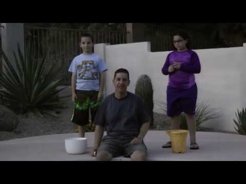 Ice Bucket Challenge - Jim St. Leger