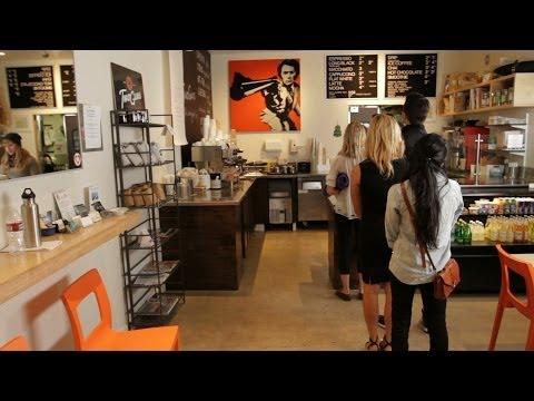 LA Coffee Shops #OnlyinHelLA