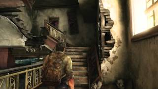 The Last of Us - Walkthrough Part 1 HD Gameplay SONY exclusive 2012 E3