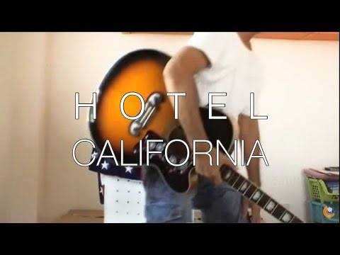 Hotel California - The Eagles (sungha Jung) Cover By Lek Pethai video