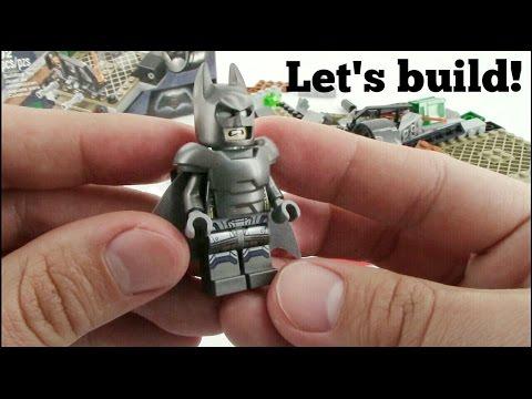 LEGO Batman V Superman CLASH OF HEROES 76044 - Let's Build!