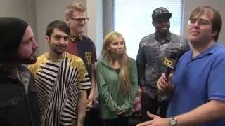 Exclusive Video: Pentatonix talks about
