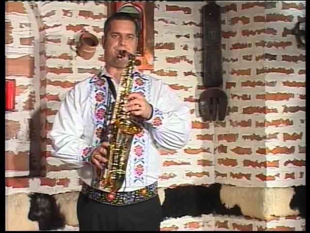 Marian Costel Popa - Instrumentala Saxofon - 2014 - 2015