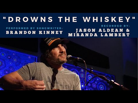 "Download Lagu  Brandon Kinney performs ""Drowns The Whiskey"" recorded by Jason Aldean & Miranda Lambert Mp3 Free"