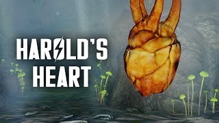 Oasis Part 3: Harold's Heart - Fallout 3 Lore