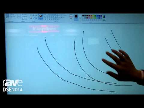 DSE 2014: Touch Systems & Displays Shows Its Flat Multitouch Screen with Windows 8