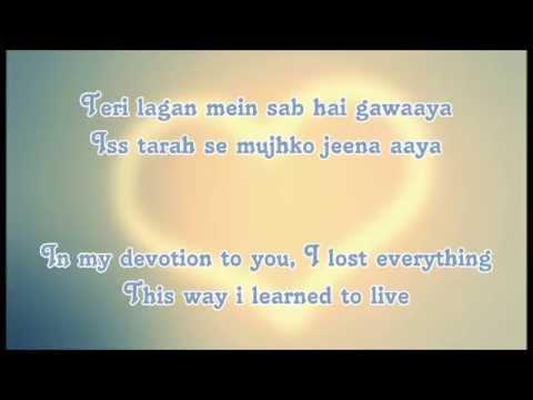 Arijit Singh - Tose Naina Jabse Mile (English Translation)