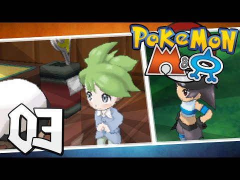 Pokémon Omega Ruby And Alpha Sapphire - Episode 3 | Petalburg Woods! video