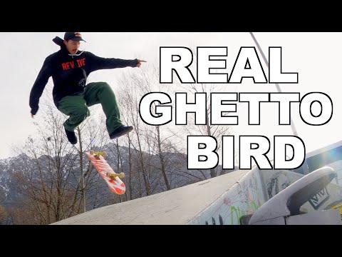 THE REAL GHETTO BIRD