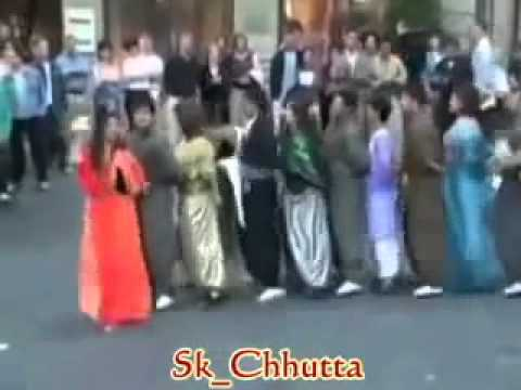 Kurdish Baloch Balochi Song With Kurdish Dance Remix video